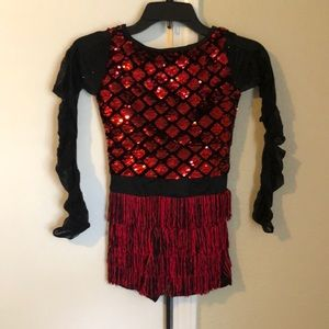 Child's Dance Costume